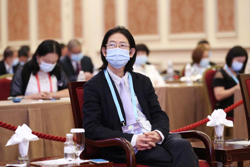 北京師范大學法學院教院、中山市青年人才工作促進會會長袁達松先生