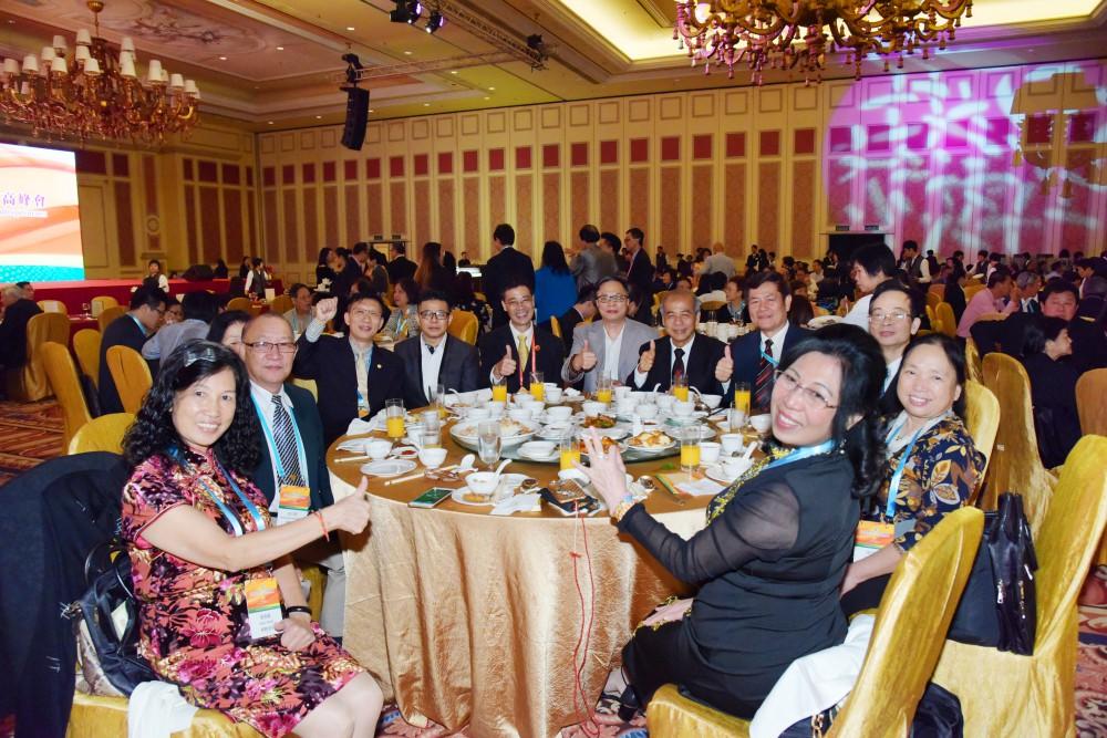 來自馬來西亞的華商們