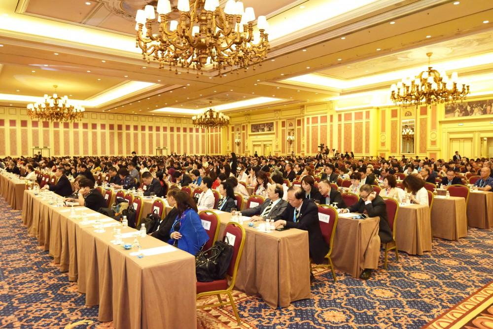 第十四屆世界華商高峰會主題論壇