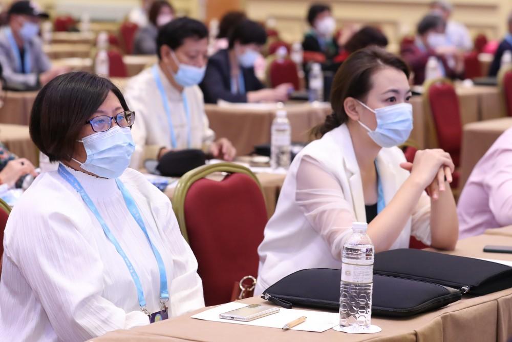 第十七屆世界華商高峰會領導力新型態與華商菁英論壇一景