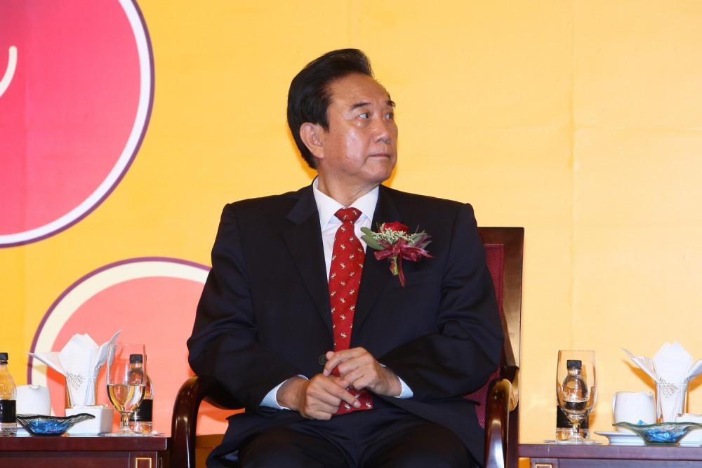 海峽兩岸關係協會會長陳雲林先生