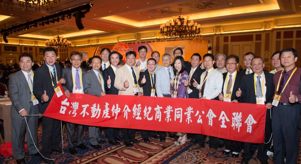 來自台灣華商們