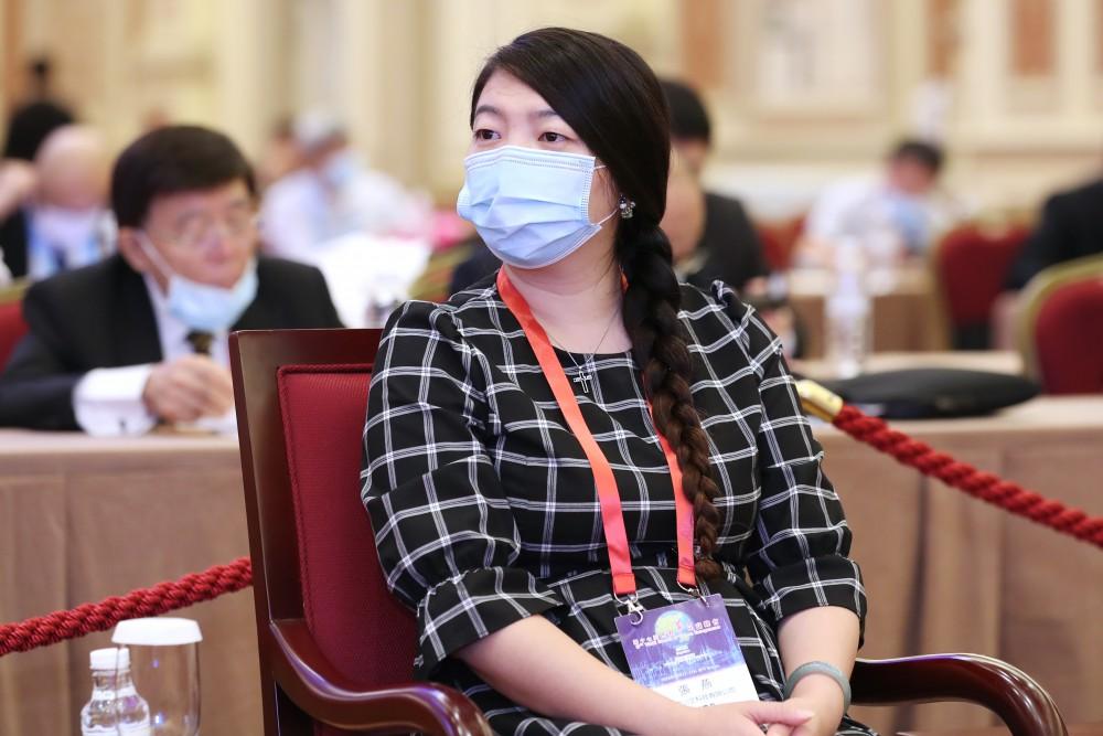 第十六屆高峰會創新產品得奬者深圳百川艾科技有限公司總經理張燕女士