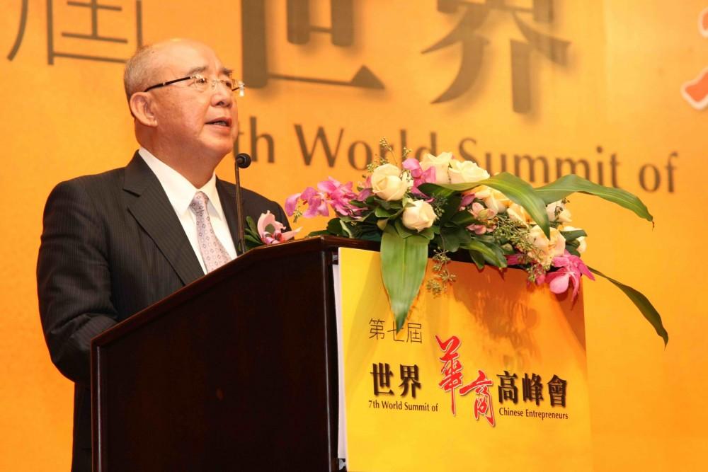 中國國民黨榮譽主席吳伯雄先生